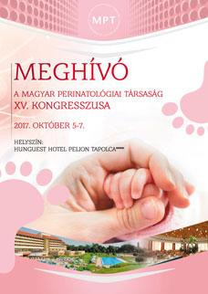 A Magyar Perinatológiai Társaság XV. Kongresszusa
